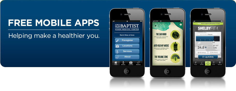 Free Mobile Apps - Helping make a healthier you.
